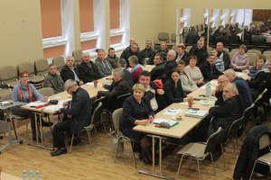 Rada Powiatowa Warmińsko-Mazurskiej Izby Rolniczej obradowała w Bisztynku