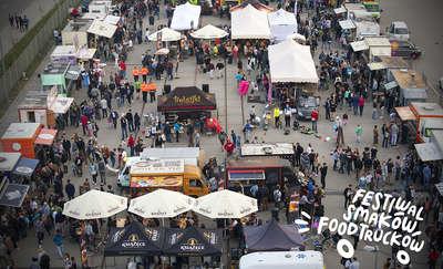 Festiwal Smaków Food Trucków po raz drugi odbędzie się w Olsztynie