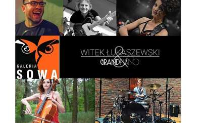 Łukaszewski&GrandPiano, czyli rockowe flamenco w Sowie