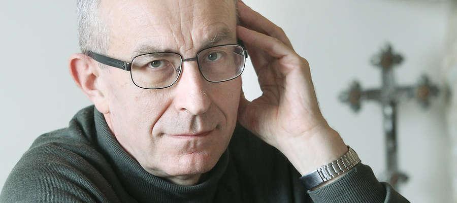Prof. Michał Wojciechowski, pierwszy katoliki świecki w Polsce, który otrzymał tytuł profesora teologii