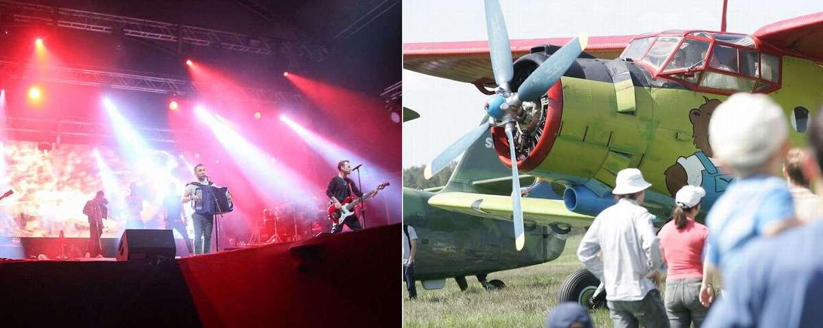 Gwiazdy w Kortowie i piknik na lotnisku. Sprawdź nasze propozycje na weekend! - full image