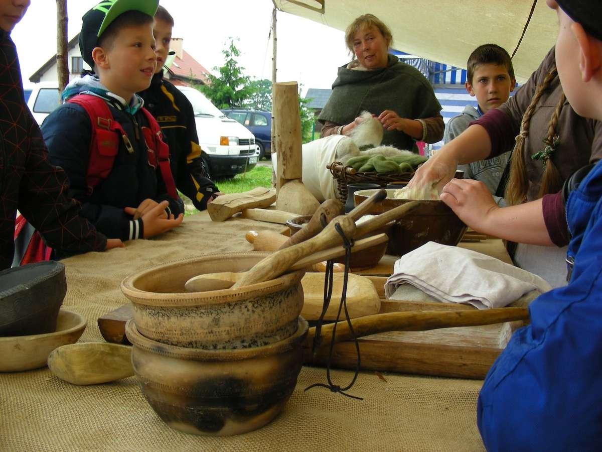 X Festyn Archeologiczny w Gadach - full image