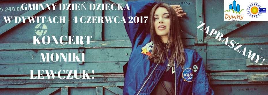 Odlotowy Dzień Dziecka w Dywitach z Moniką Lewczuk! - full image