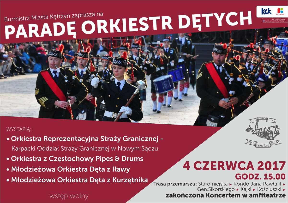 Parada Orkiestr Dętych - full image