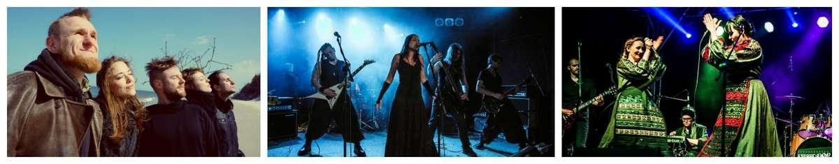 Folkoworockowe i Folokowometalowe brzmienie w Ostródzie - full image