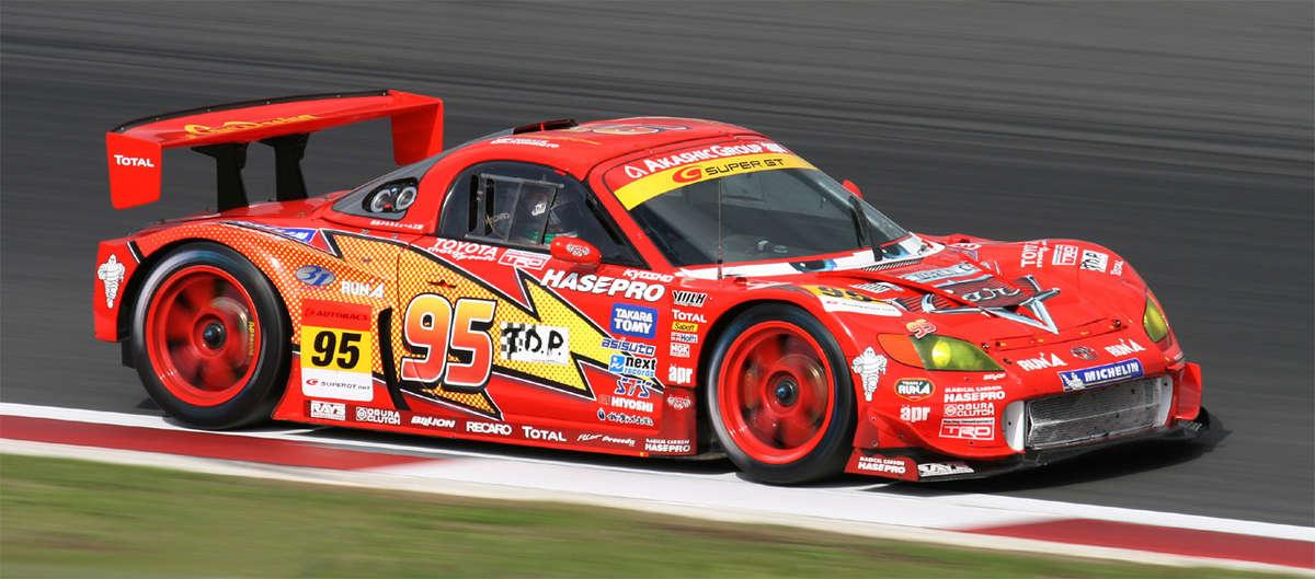 Toyota ze sportowym pazurem  - full image