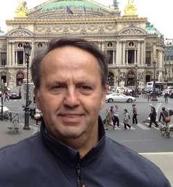 Aleksander Gruszko, właściciel firmy AllGrass Polska