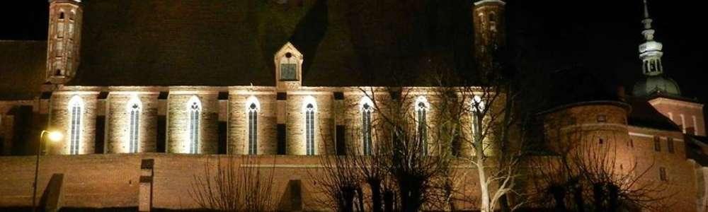 Wzgórze Katedralne nocą