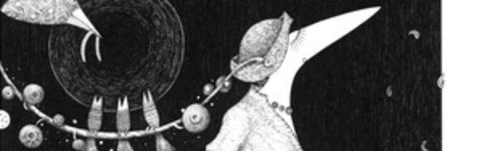 Kropki, plamy, kreski i nie tylko, czyli prace Ewy Pazyny w  Galerii Stary Ratusz