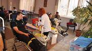 Kolejna akcja krwiodawstwa u lidzbarskich strażaków