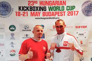Kurzętnicki kick-boxing w Budapeszcie