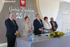 Gmina Działdowo ma 25 lat [zdjęcia, filmy]