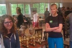 Świetny wynik szachistów z Bażyniaka