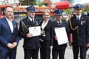 Jednostki OSP z gminy Biskupiec Pomorski wygrały plebiscyt powiatowy i doceniono je w regionie (nowe zdjęcia)