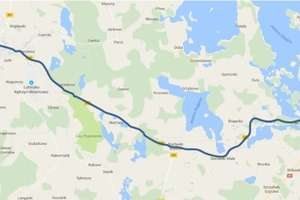 Konsultacje w sprawie rozbudowy drogi wojewódzkiej na odcinku Kętrzyn - Giżycko