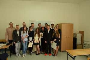 II Gminny Konkurs Języka Angielskiego dla gimnazjalistów