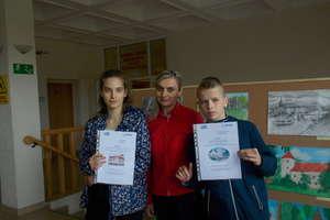 Uczniowie Zespołu Szkół w Pietrzwałdzie z nagrodami na Forum Młodych Ekologów