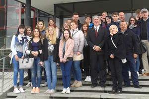 Kolejna wizyta młodzieży z iławskiego Mechanika w Zwickau