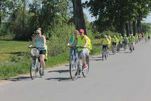 Rowerzyści ruszyli na szlaki. Wycieczka z Bisztynka do Galin
