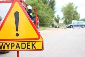 Wypadek na DK16. Uwaga na utrudnienia!