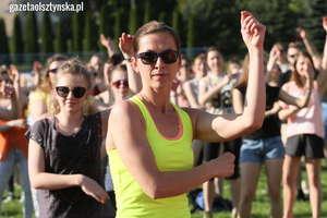 Studenci w Olsztynie są aktywni. Zumba na Kortowiadzie!