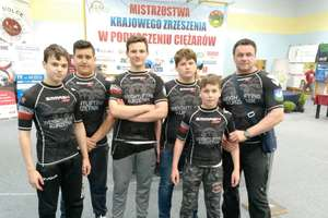 Po Mistrzostwach Polski w Siedlcach