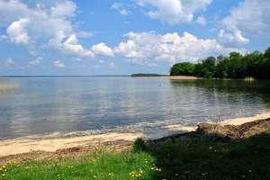 Działka z linią brzegową jeziora Dargin na sprzedaż