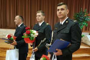 Bohaterscy strażacy
