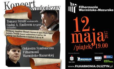 Mozart, Dvořák, Beethoven w Filharmonii