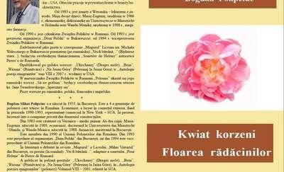 Poezja dla Rodaka - spotkanie z duszą rodaka z Rumunii
