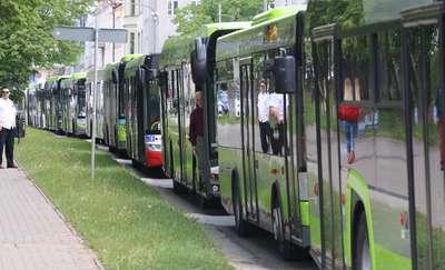 Rozkład jazdy autobusów w Kortowiadę. Sprawdź!
