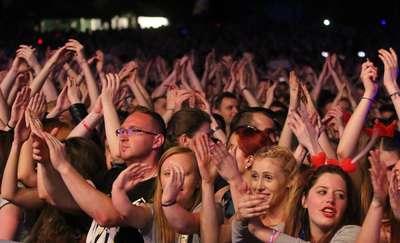 Bój wydziałów i piątkowe koncerty na Górce Kortowskiej. Zobacz zdjęcia!