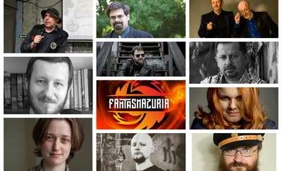 Znani twórcy literatury fantastycznej na Fantasmazuria w Ostródzie
