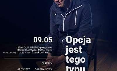 Stand-Up Inferno prezentuje: NOWY Jurkiewicz i Michał Kutek!