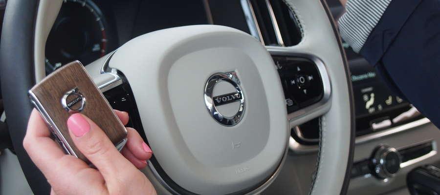 Korek do karafki made in Volvo