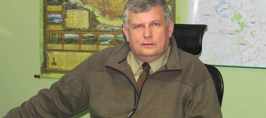 — Nie ukrywamy, że jest to obiekt komercyjny, ale naszym zadaniem, leśników, jest też to, by obiekt pełnił rolę misyjną — mówi Zenon Piotrowicz.