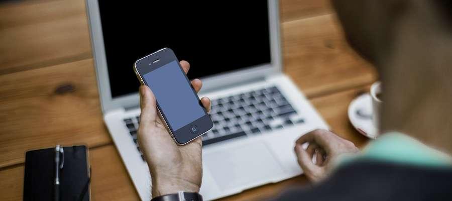 W ub. roku ponad 78 proc. gospodarstw domowych i przedsiębiorstw z Warmii i Mazur posiadało dostęp do internetu