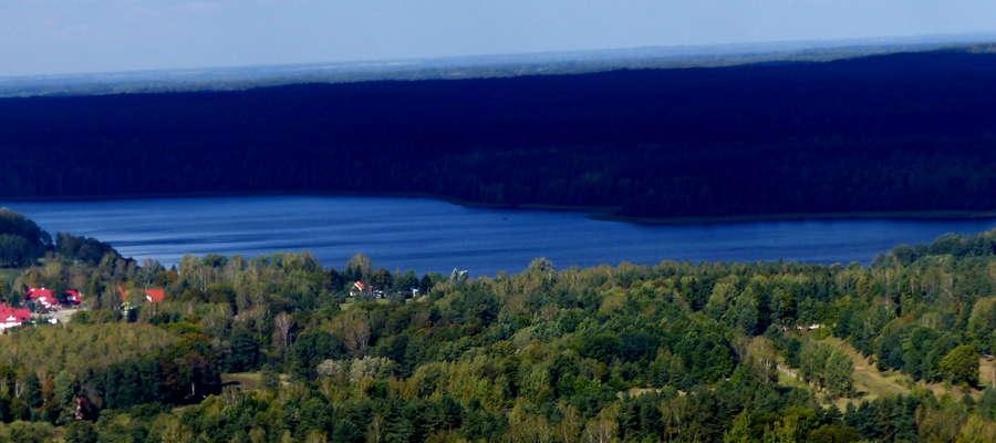 Rekultywacja zostanie przeprowadzona po stronie polskiej jeziora.