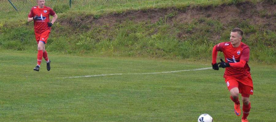 W rozgrywkach pucharowych Sokół strzela aż miło, w dwóch meczach zdobył 10 goli