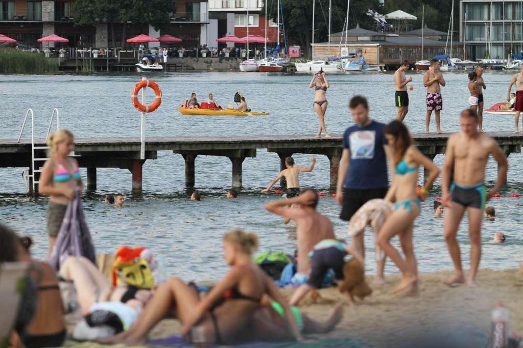Kąpieliska w Olsztynie jeszcze nieczynne. Przynajmniej oficjalnie - full image