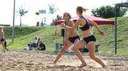 3. turniej kobiet Grand Prix w siatkówce plażowej w Bartoszycach