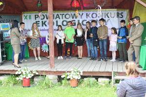 Szkoła w Bezledach na podium w konkursie ekologicznym