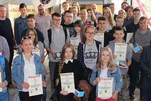 Sprawdzali swoją wiedzę o dziejach polsko-krzyżackich