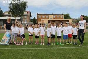 Piątka wygrał turniej przedszkolaków [zdjęcia, film]