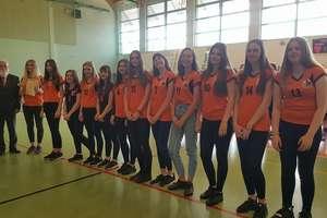 Gimnazjum nr 2 siatkarskim wicemistrzem województwa Szkolnego Związku Sportowego