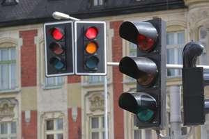 Uwaga! Awaria sygnalizacji świetlnej w Olsztynie