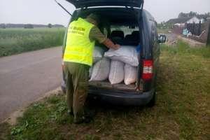 Mieszkaniec Działdowa zatrzymany przez straż graniczną