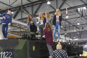 Prawdziwa gratka dla miłośników militariów i historii wojskowości w Ostródzie