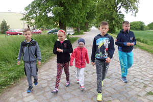 Dzień Dziecka w świetlicy środowiskowej w Sątopach-Samulewie