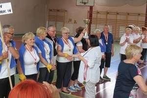 Senioriada 2017: ekipa z UTW Lidzbark Warmiński najlepsza trzeci rok z rzędu